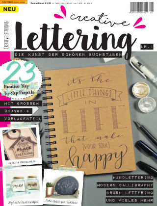 Creative Lettering Nr. 1