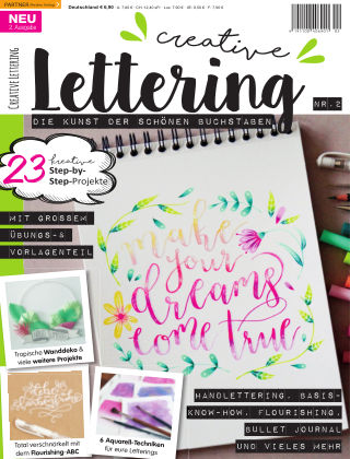 Creative Lettering Nr. 2