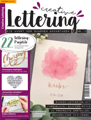 Creative Lettering Nr. 10