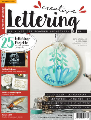 Creative Lettering Nr. 11