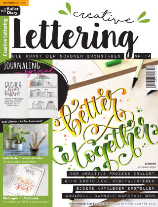 Creative Lettering Nr. 14