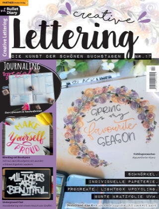 Creative Lettering 17/21