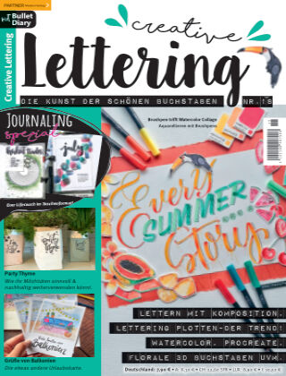 Creative Lettering 1/2021