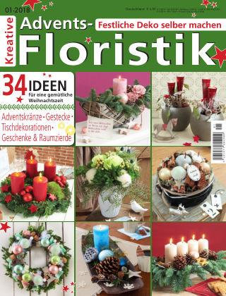 Kreative Advents-Floristik 01/2018