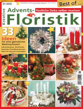 Kreative Advents-Floristik 1/21