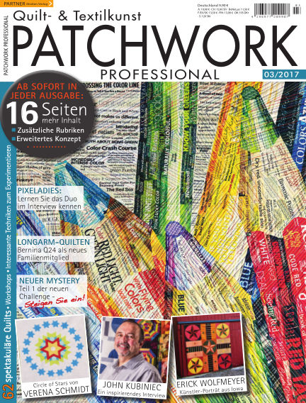 Patchwork Professional July 15, 2017 00:00
