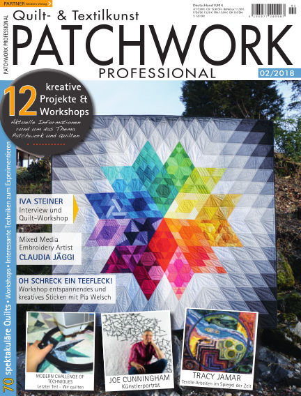 Patchwork Professional April 07, 2018 00:00
