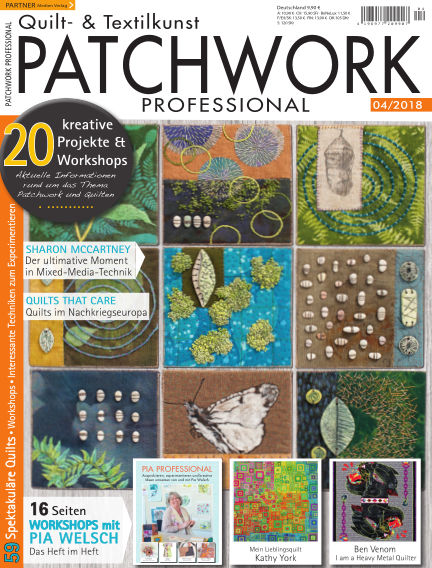 Patchwork Professional October 13, 2018 00:00