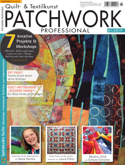 Patchwork Professional December 15, 2018 00:00