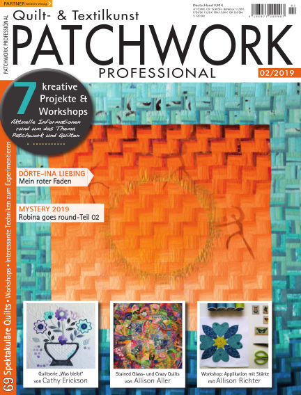Patchwork Professional February 23, 2019 00:00