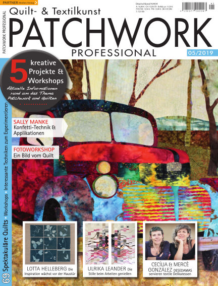 Patchwork Professional August 17, 2019 00:00