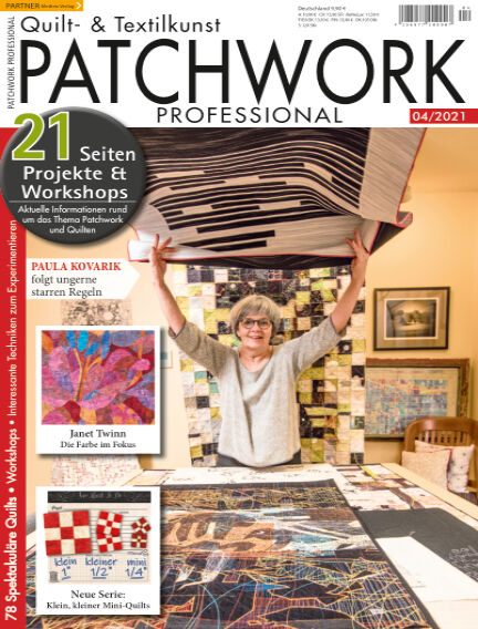 Patchwork Professional June 19, 2021 00:00