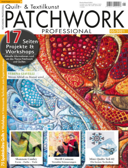 Patchwork Professional August 14, 2021 00:00