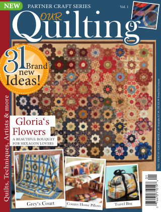 Our Quilting No. 1