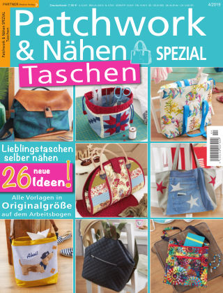 Patchwork & Nähen SPEZIAL 04/2019