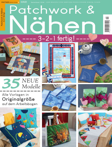 Patchwork & Nähen April 04, 2020 00:00