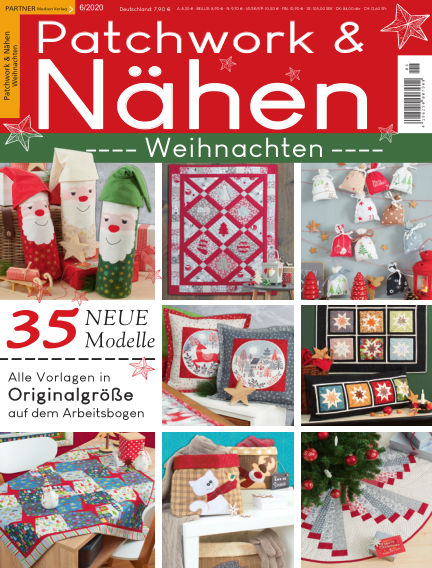 Patchwork & Nähen September 26, 2020 00:00