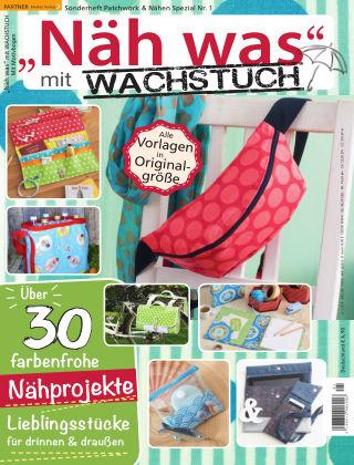 Näh was mit Wachstuch 01/2019