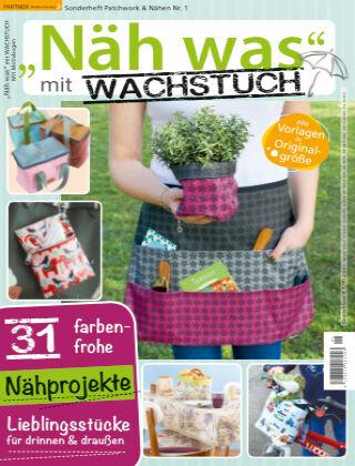Näh was mit Wachstuch 01/2021