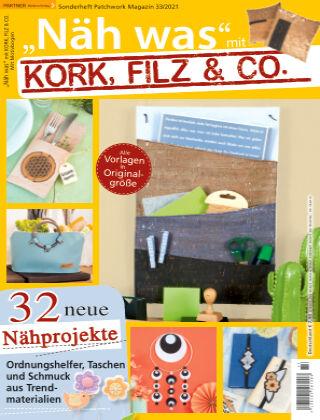 Näh was mit KORK, FILZ & CO 33/21