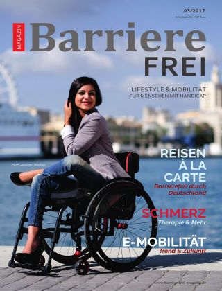 Magazin Barrierefrei 03/2017