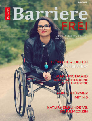 Magazin Barrierefrei 03/2018