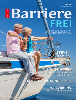 Magazin Barrierefrei 06/2018