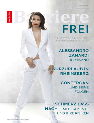 Magazin Barrierefrei 09/2018