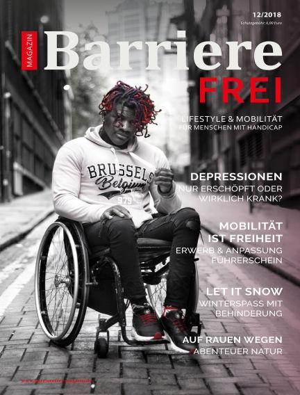 Magazin Barrierefrei