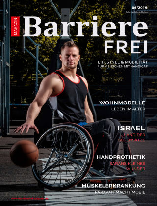 Magazin Barrierefrei Juni 2019
