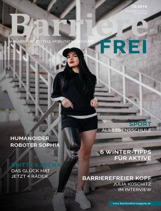 Magazin Barrierefrei Dezember 2019