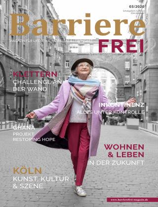 Magazin Barrierefrei März 2020