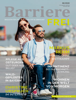 Magazin Barrierefrei Juni 2020