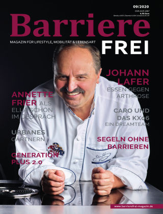 Magazin Barrierefrei September 2020