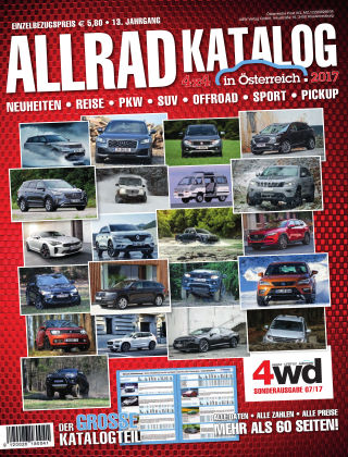 4wd Allradkatalog 2017