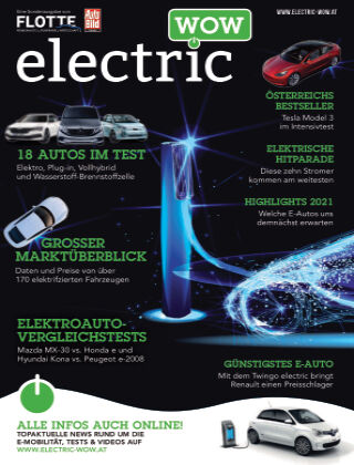 Electric WOW Sonderausgabe 2020