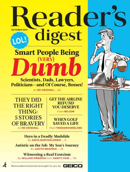 Reader's Digest September 19, 2017 00:00