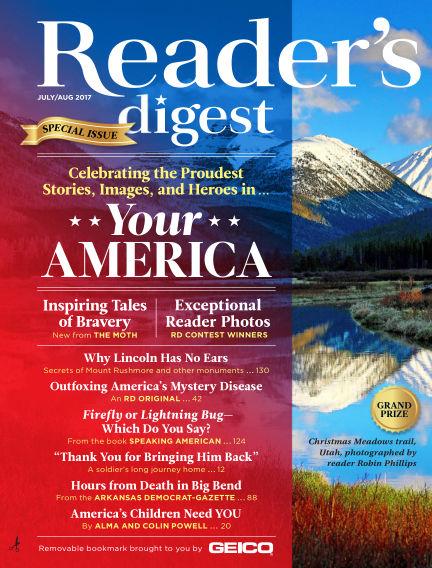 Reader's Digest June 20, 2017 00:00