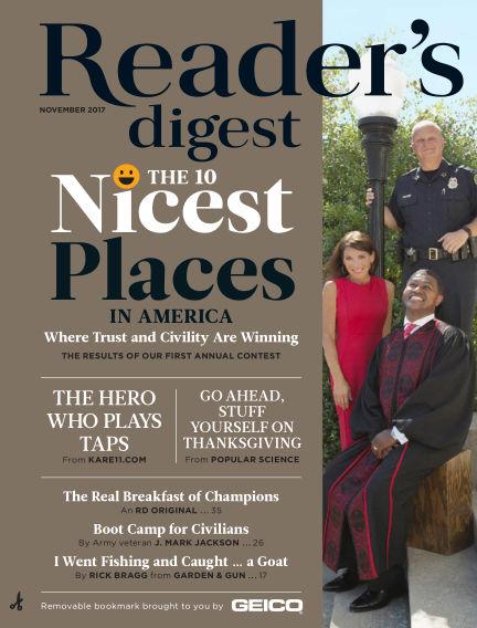 Reader's Digest October 17, 2017 00:00
