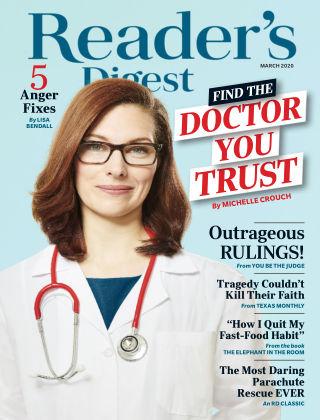 Reader's Digest Mar 2020