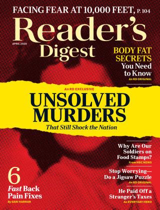 Reader's Digest Apr 2020