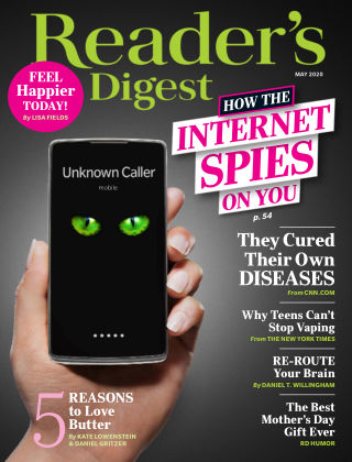 Reader's Digest May 2020