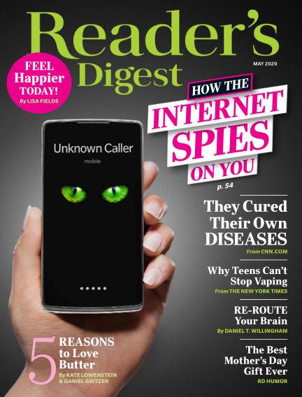 Reader's Digest April 21, 2020 00:00