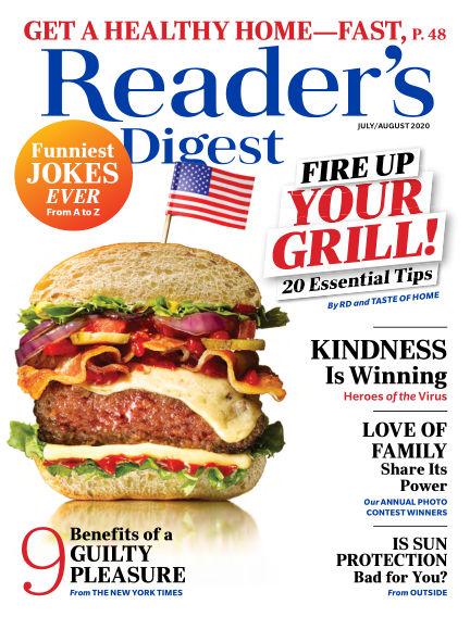 Reader's Digest June 16, 2020 00:00