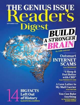 Reader's Digest Sept_2020