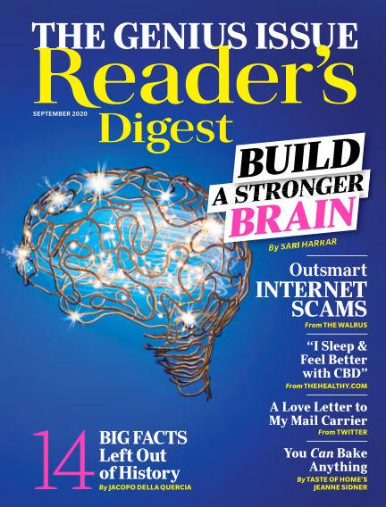 Reader's Digest August 11, 2020 00:00
