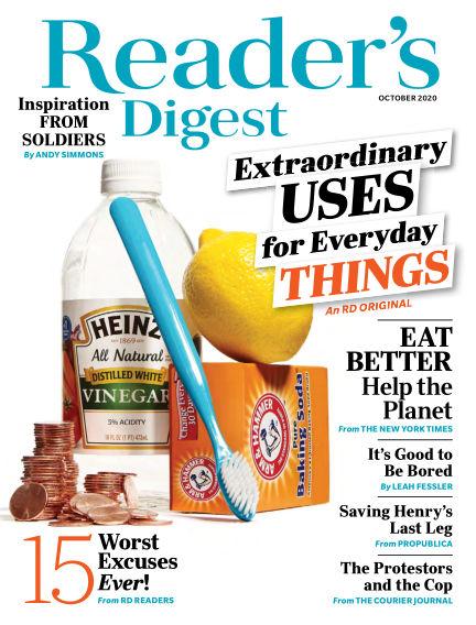 Reader's Digest September 22, 2020 00:00