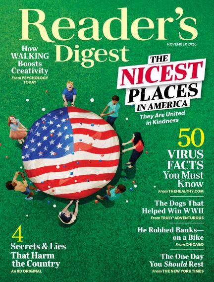 Reader's Digest October 20, 2020 00:00