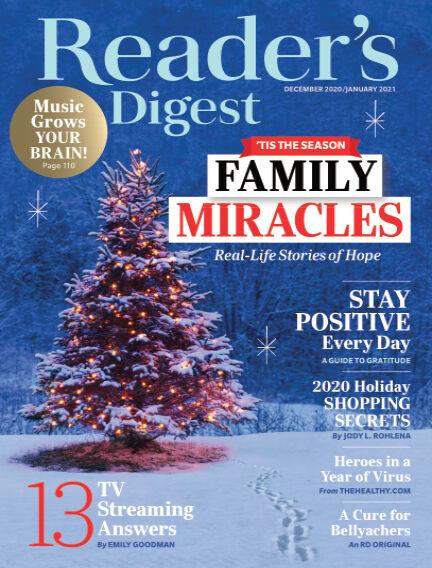 Reader's Digest November 24, 2020 00:00