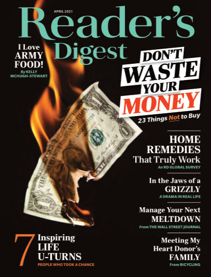 Reader's Digest March 16, 2021 00:00